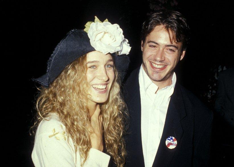 Sarah Jessica Parker et Robert Downey Jr. lors d\