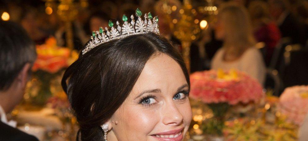 Les princesses de Suède sublimes pour les prix Nobel