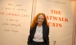 Grace Coddington quitte Vogue US