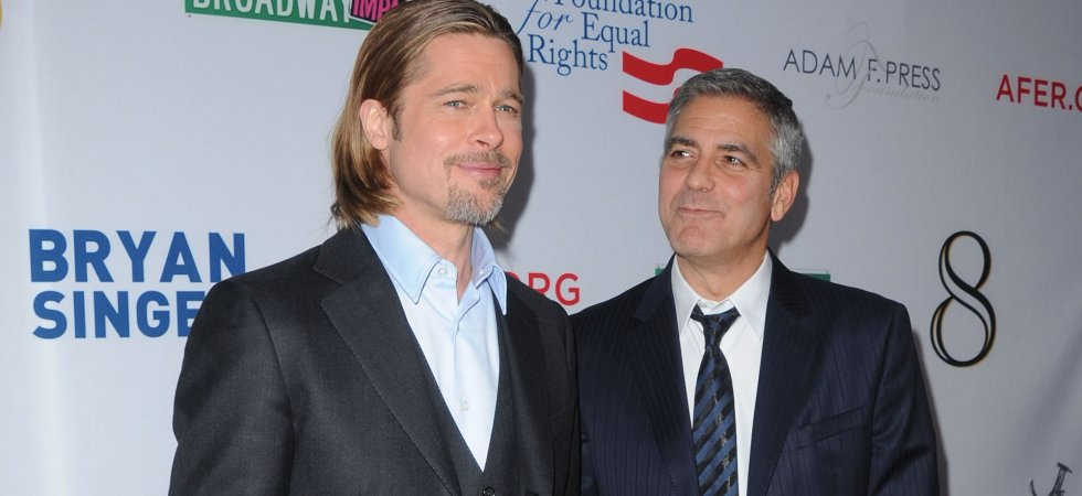 "George Clooney : ""J'ai fait beaucoup de choses horribles à Brad Pitt"""