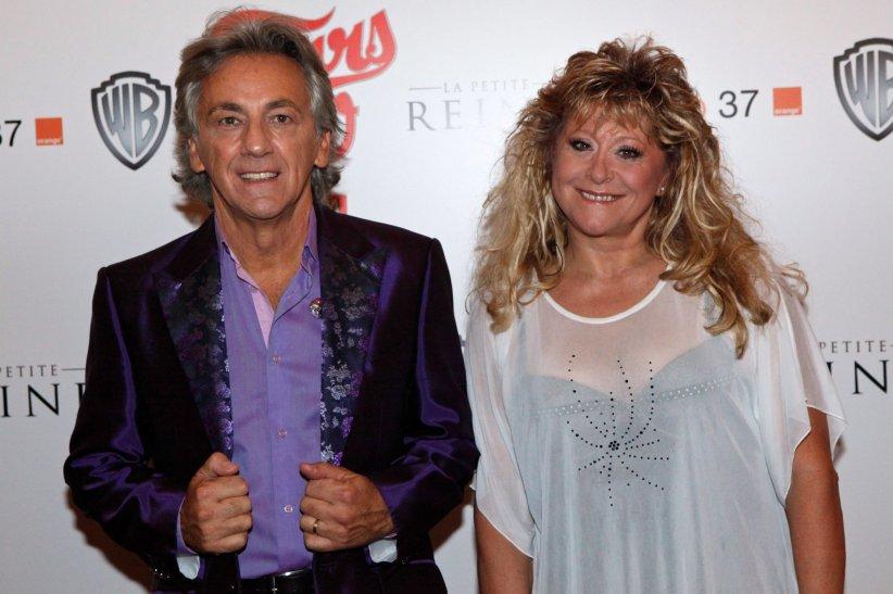 Peter et Sloane étaient réunis pour la première du film  Stars 80 , à Paris en octobre 2012.