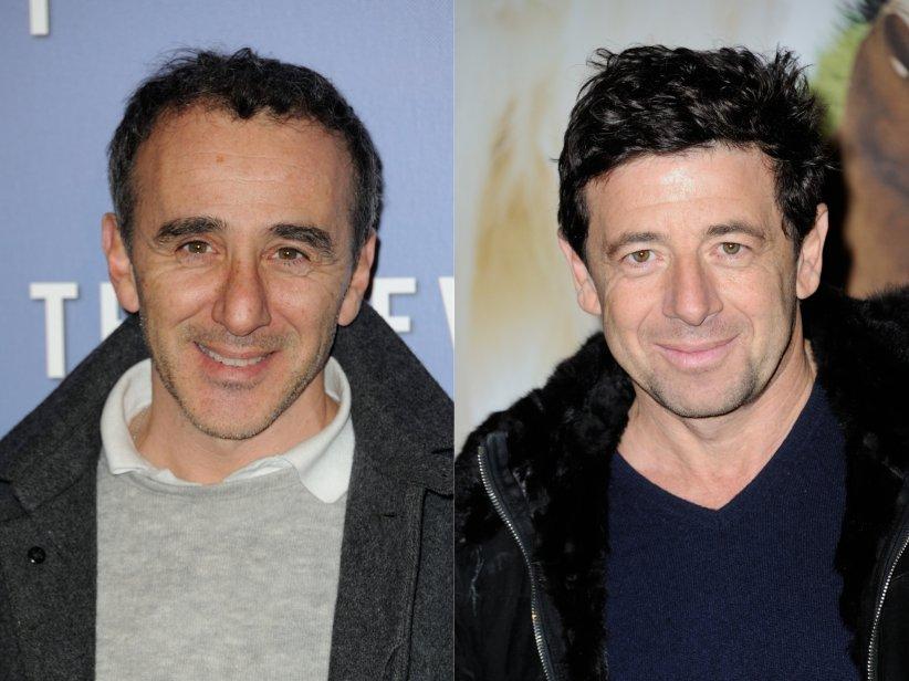 Elie Semoun et Patrick Bruel sont cousins germains