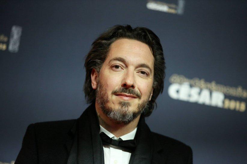 Guillaume Gallienne, en marge de la 40e cérémonie des César au Théâtre du Châtelet à Paris, le 20 février 2015.