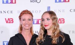 Alexandra Lamy donne des conseils à sa fille