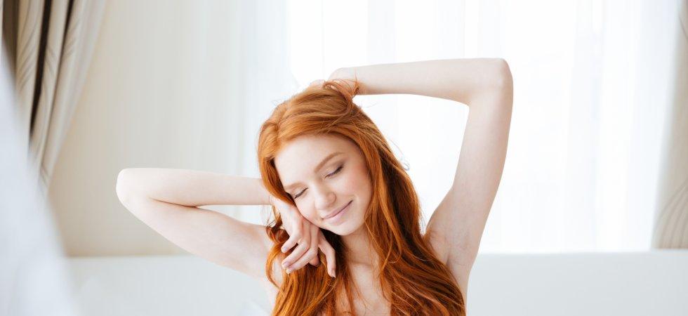 Comment se coiffer pour avoir de beaux cheveux dès le réveil ?
