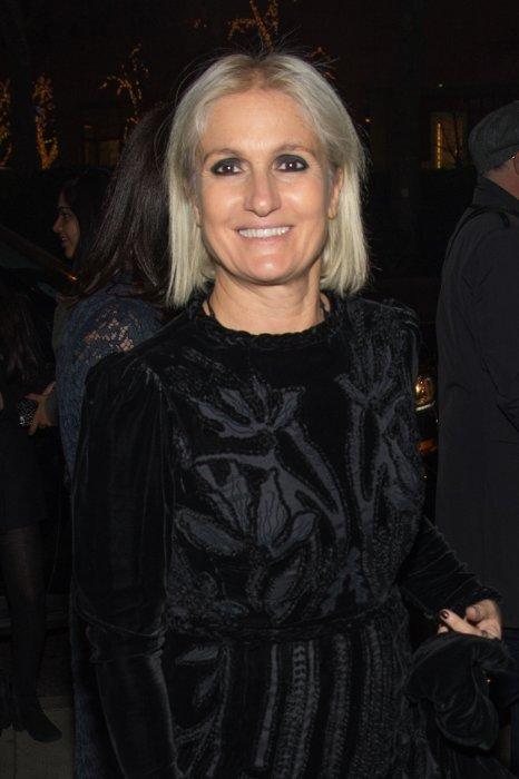 Maria Grazia Chiuri lors d\