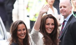 Kate Middleton, absente du mariage de Pippa ?