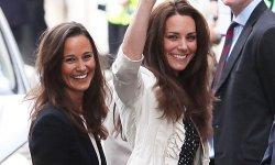 Kate Middleton, absente du mariage de sa soeur ?