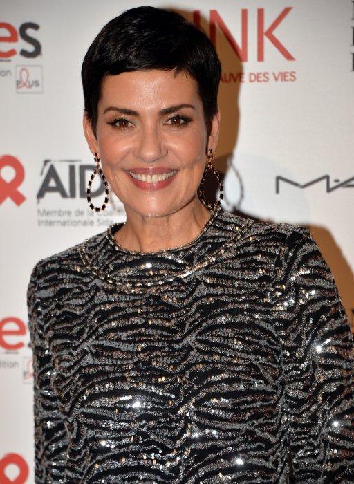 Cristina Cordula lors de la 6e édition du dîner de charité Link en soutien à l\