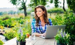 Jardinage 2.0 : la nature connectée