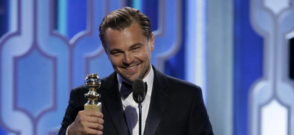 Golden Globes : Leonardo DiCaprio s'explique sur le regard lancé à Lady Gaga