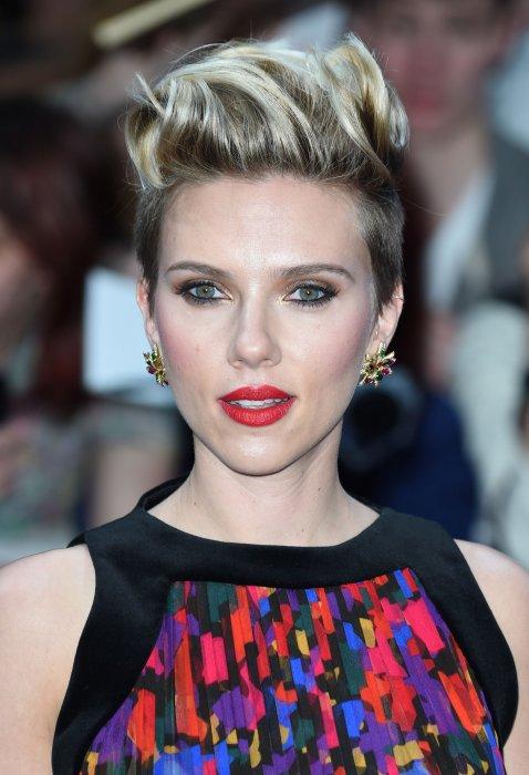 Scarlett Johansson est l\