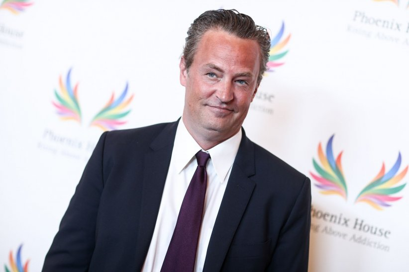 Matthew Perry participait au gala des  Triumph For Teens Awards  à Los Angeles, en juin 2015.