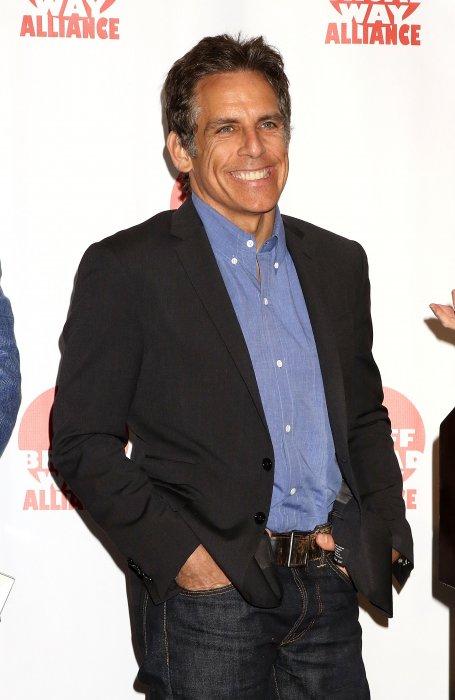 Ben Stiller aux Off Broadway Alliance Awards 2016 au Sardi\