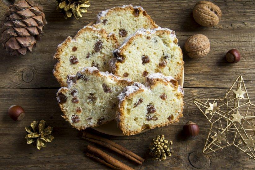 Le Christstollen : un gâteau venu tout droit d\