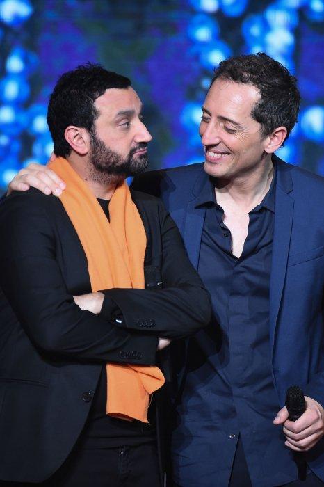 Gad Elmaleh, jamais le dernier pour blaguer avec Cyril Hanouna