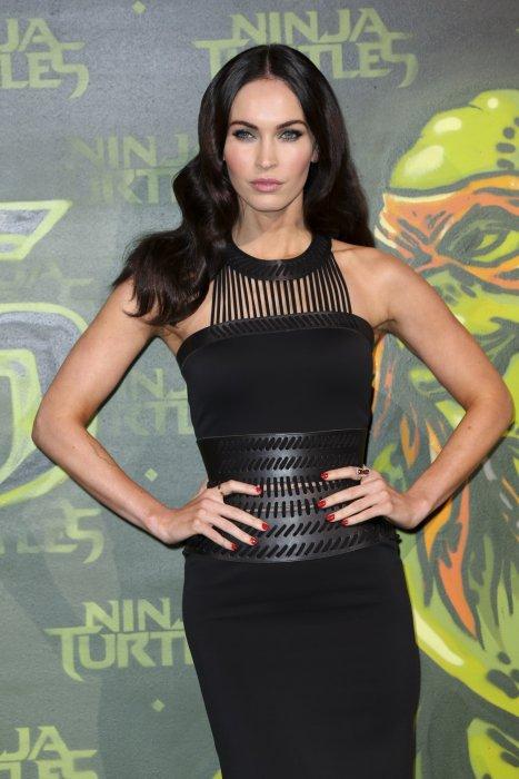 Megan Fox a volé un petit accessoire de maquillage