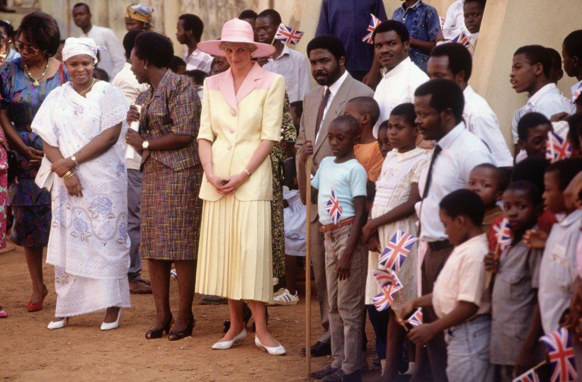 Lady Diana s\