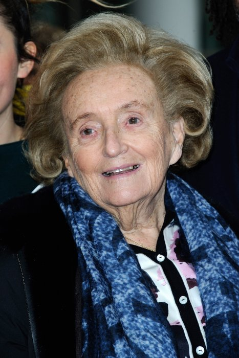 Bernadette Chirac assiste au lancement de l\