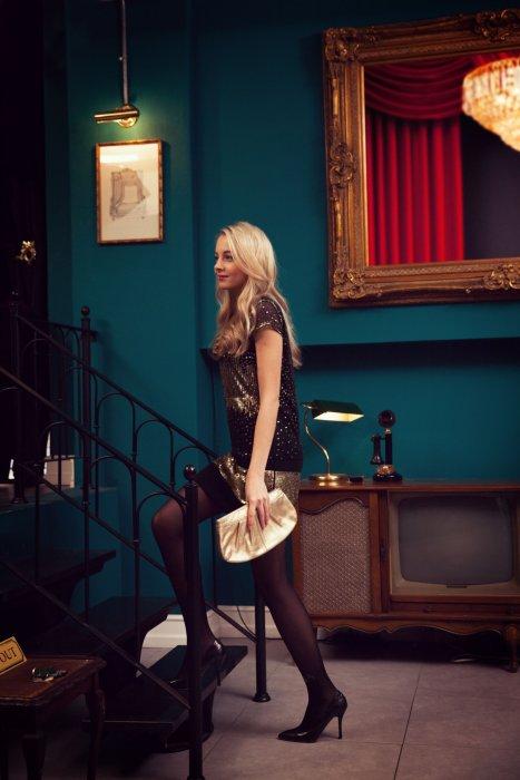 La pochette de soirée : glamour et tendance.