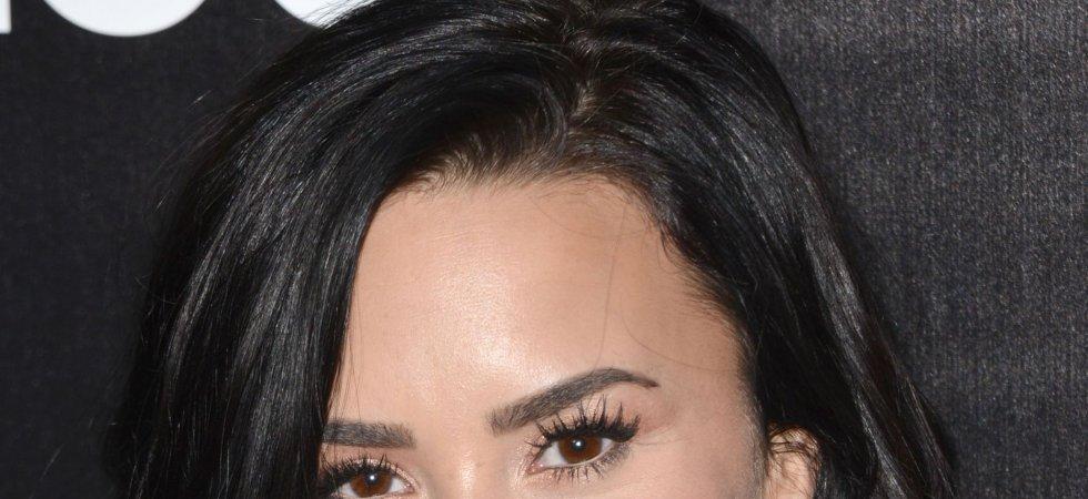 Demi Lovato pose nue et sans make-up pour Vanity Fair