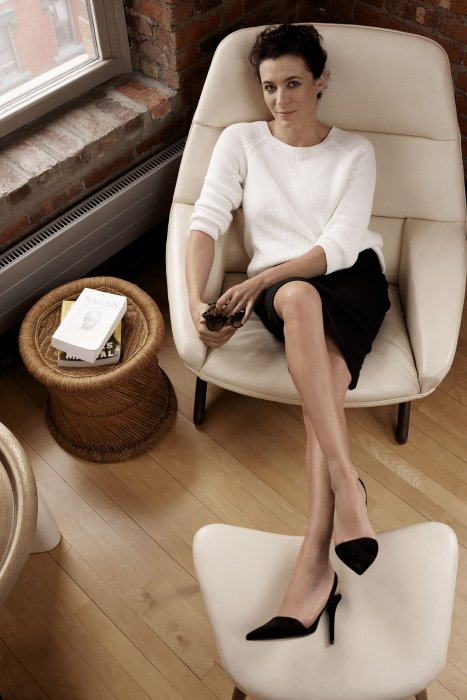 Garance Doré collabore avec Massimo Dutti. Son look effortless chic continue de séduire.
