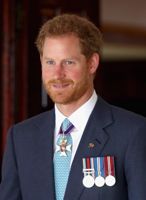 Le prince Harry assiste au 50e anniversaire de l\