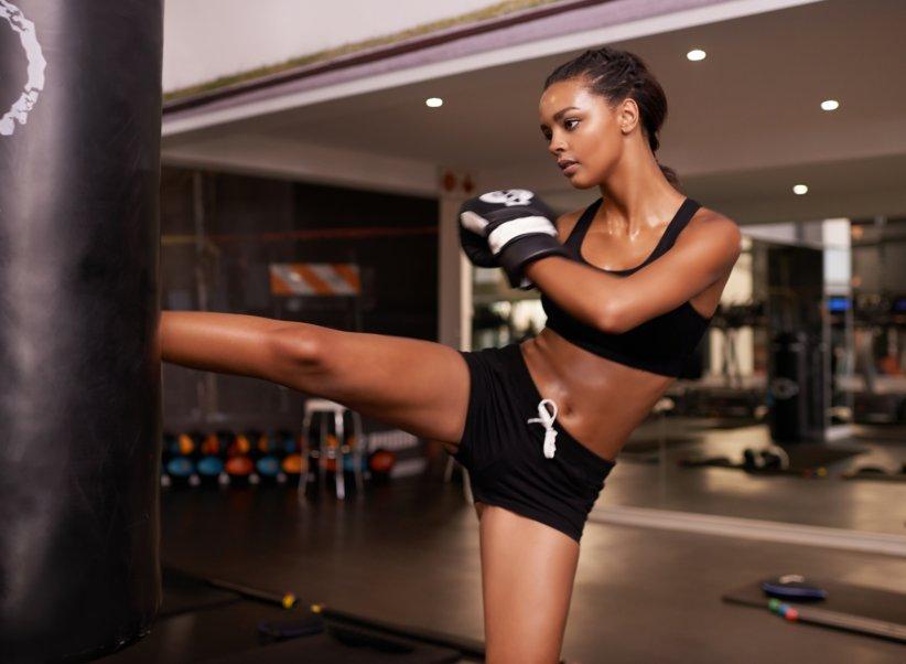 Donnez des coups sans en prendre avec la boxe fitness !