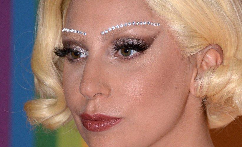 Lady Gaga assiste aux Kennedy Center Honors le 07 décembre 2014, à Washington.