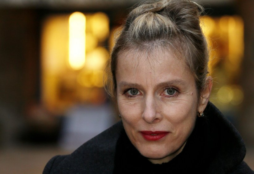 Karin Viard assiste à la 22e édition du Festival du film de Sarlat le 14 novembre 2013.