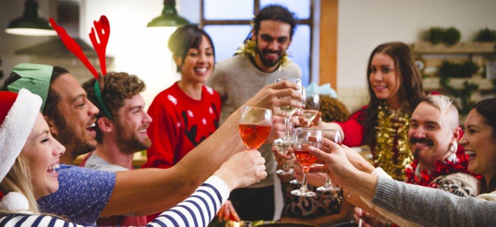 Noël : quelle boisson servir pour quel plat ?