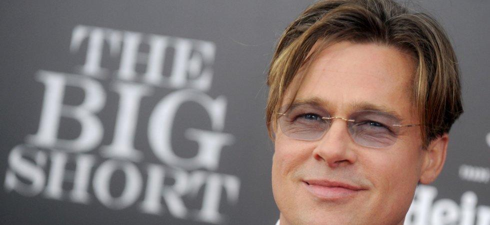 """Brad Pitt, fan de Gainsbourg : """"C'est un personnage fascinant !"""""""