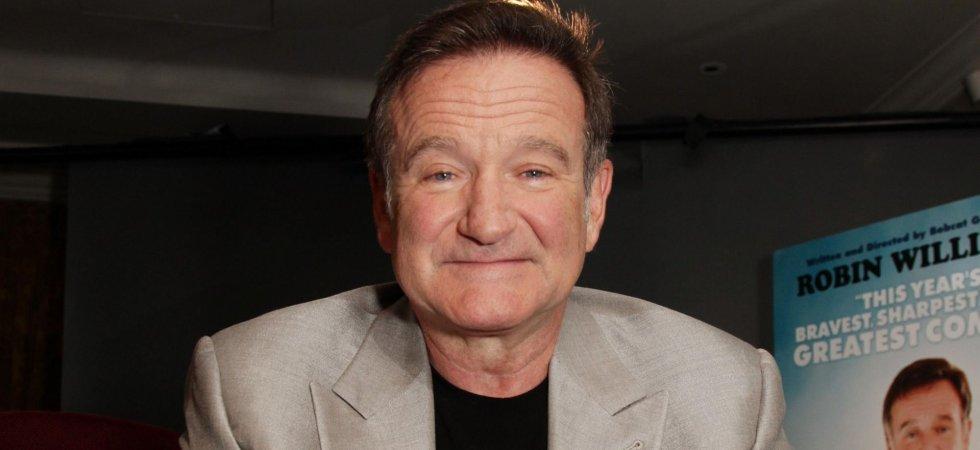 Robin Williams : sa femme se confie sur les raisons de son décès