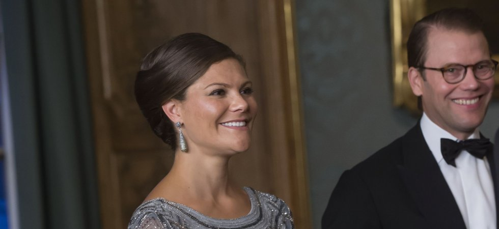 Victoria de Suède, enceinte de son second enfant !