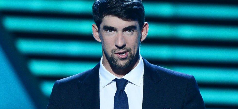 Michael Phelps se confie sur sa dépression et son retour