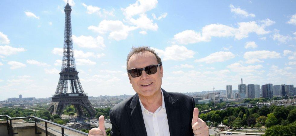 """Julien Lepers quitte Questions pour un champion """"la mort dans l'âme"""""""