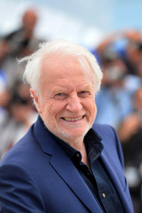 André Dussollier lors du 68e festival international du film de Cannes, le 22 mai 2015.