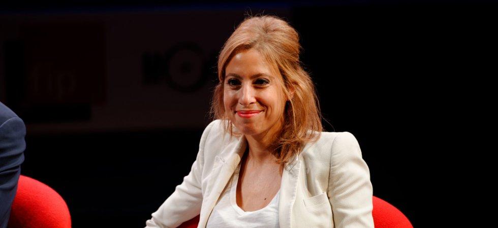 Léa Salamé sacrée meilleure intervieweuse de l'année 2015