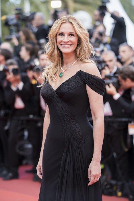 Julia Roberts lors du 69e Festival de Cannes, le 12 mai 2016.