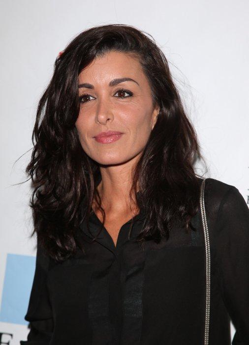 La chanteuse Jenifer Bartoli lors du dîner des 20 ans du magazine Tétu à Paris, le 18 mai 2015.