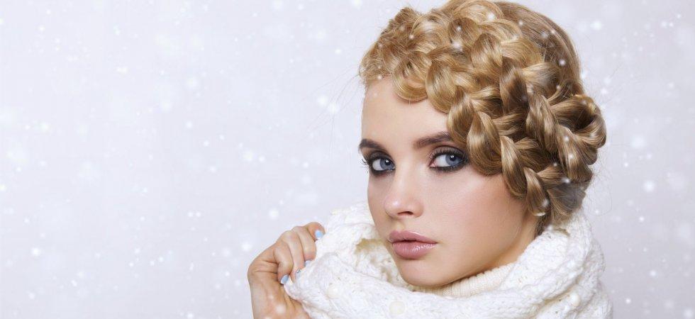 Quelles coiffures à faire soi-même pour Noël et jour de l'An ?