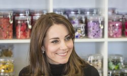 Kate Middleton a dévoilé son premier cadeau offert à la reine