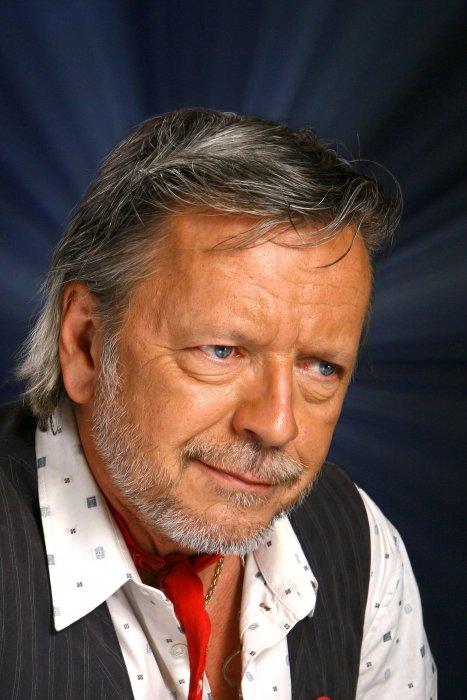 Portrait de Renaud réalisé en 2009.
