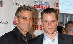 """Matt Damon sur George et Amal Clooney : """"Ils feront de très bons parents"""""""