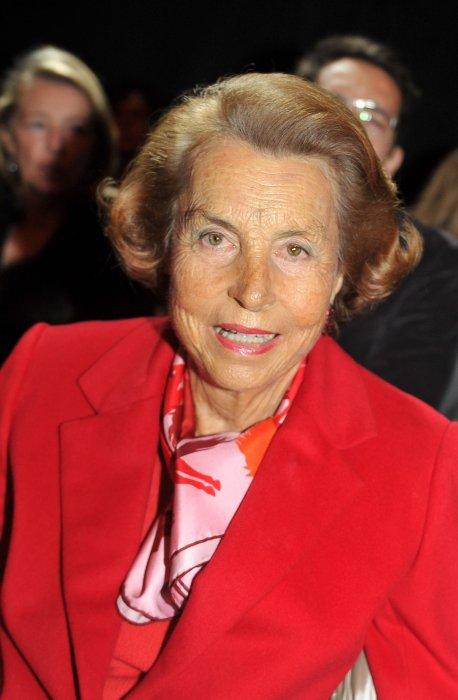 Liliane Bettencourt devient première fortune de France