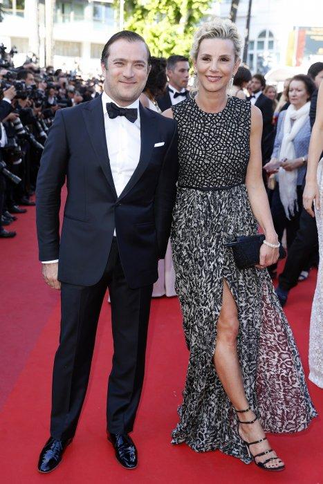 Dix années séparent Laurence Ferrari et Renaud Capuçon