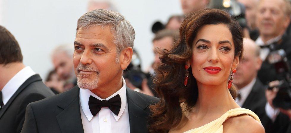 Georges, Amal et leur manoir à 23 millions d'euros