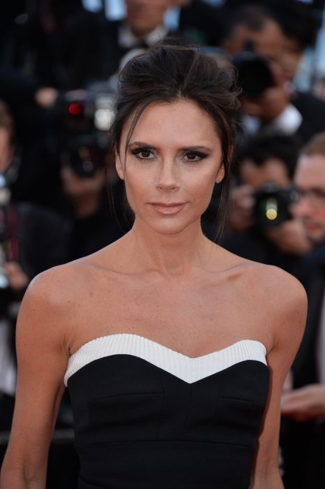 """Victoria Beckham assiste à la projection du film """"Cafe Society"""" lors du 69ème Festival de Cannes, le 11 mai 2016."""