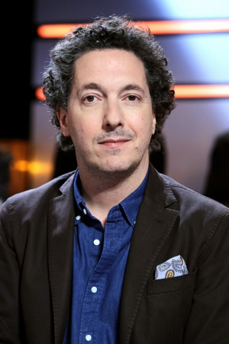 Portrait de Guillaume Gallienne réalisé en mai 2016.