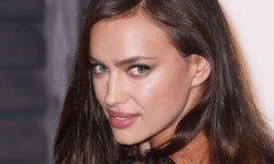 Irina Shayk, nouvelle égérie L'Oréal Paris